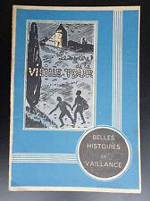 Belles histoires de Vaillance N° 8 Perlin Pinpin Cuvillier  Tintin