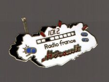 Pin's média / Radio France de l'Hérault 101.2 (EGF)