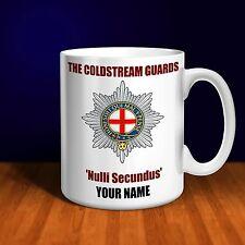 The Coldstream Guards Personalised Ceramic Mug Gift