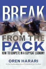 Break From the Pack: How to Compete in a Copycat Economy-ExLibrary