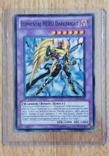 Elemental HERO Darkbright - LCGX-EN063 - Super Rare - 1st Edition