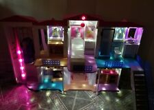 Big Beautiful Barbie Hello Dreamhouse Voice Active 2016 Dpx21-Discontinued Rare