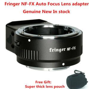 Fringer NF-FX AF Auto Focus Lens adapter For Nikon F to Fujifilm Fuji X Mount