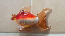 Glass Goldfish (Pier 1)