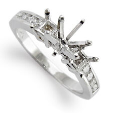 Setting in Platinum Diamond Engagement Ring