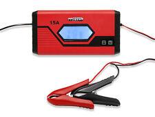 Profi Power ICS15 Batterieladegerät 12V 7,5A / 15A Lithium Batterie Ladegerät