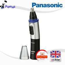 New Genuine Panasonic  Nose Ear  Hair Trimmer Wet Dry ER-GN30
