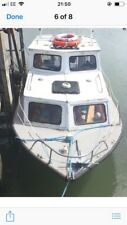 23ft used fishing boat project