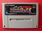 Parlor CR Juego NTSC Super Famicom SNES Nintendo Importado de Japón