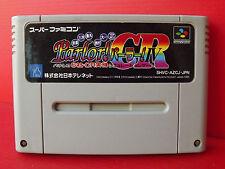 Parlor CR Jeu NTSC Super Famicom SNES Nintendo Import Japon