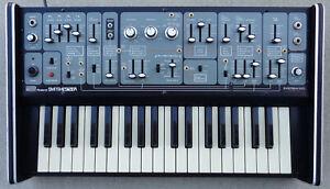 Roland System 100 * Model 101 Keyboard *  Pro Serviced