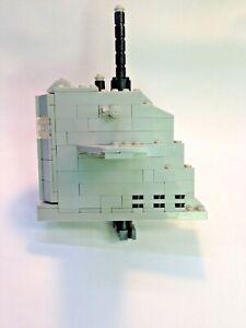 Vintage Mega Bloks Pro Builder Sea Wolf submarine #9775: Conning Tower Complete