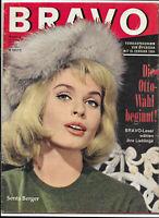 BRAVO Nr.6 von 1964 Rod Taylor, James Garner, Senta Berger, Conny Froboess...