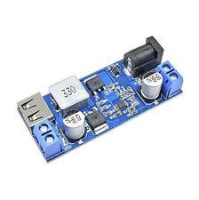 JZK 24V 12V a 5V 5A LM2596S modulo di alimentazione DC-DC step down, regolatore