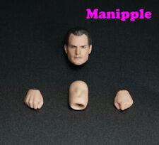 Manipple MP03A 1/12 scale head sculpt normal version