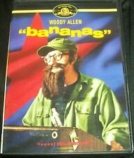 Bananas Woody Allen DVD