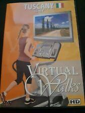 Virtual Walks: Tuscany, Italy (DVD)