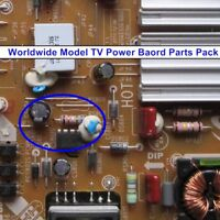NO 5V Parts Pack for Samsung BN44-00424A Power Supply UN55D6000SF UN55D6003SF