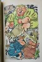 RABELAIS oeuvres de Maitre François RABELAIS illustré par van Rompaey