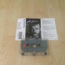 JOE COCKER - CIVILIZED MAN (UK CASSETTE/TAPE ALBUM)