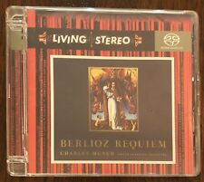 Berlioz: Requiem, Charles Munch - RCA Red Seal SACD