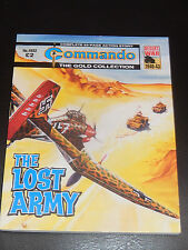 Commando The Lost Army #4932 Comic, Fast postage