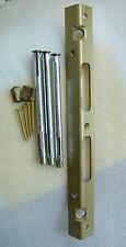 1 Stck. Schließblech Winkel 300 mm 2 Maueranker  gleichschenklig