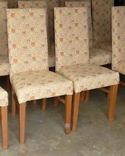 2 x Bedroom Hallway Lounge Restaurant Cafe chairs - Contract use office home