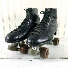 Cleveland Skate Co. Challenger roller skates - men's size 10 - 1980s vintage ska