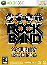 Rock Band: Country Track Pack - Xbox 360 Game