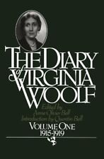 The Diary of Virginia Woolf, Vol. 1: 1915-1919