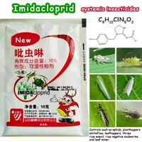 Insecticide Agricultural Medicine Pesticide Kill Pest Insect Protection Garden