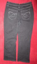 Chico Platinum Black Jeans 2