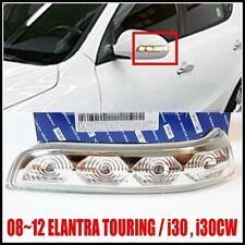 Hyundai08-12 Elantra Touring i30 i30cw Outside Mirror Signal Lamp LH 87613-2L600