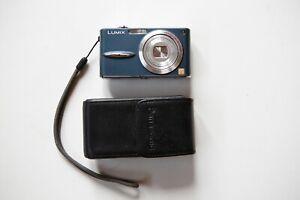 Panasonic DMC-FX30 7.2 MP Digital Camera Kit