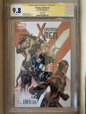 UNCANNY X-MEN #21 CGC Signature Series 9.8 WHITE Pages Variant Edition (Dodson)
