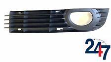 AUDI NEW A8 D3 2005 - 2008 FRONT BUMPER LOWER FOG LIGHT GRILL TRIM LEFT N/S