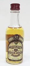 Miniature / Mignon Scotch Whisky CHIVAS REGAL 12yo (g)