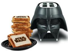NEW Star Wars Darth Vader Black Helmet 2-Slice Toaster Force Awakens Rogue One