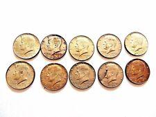 """1966 - 1969 Kennedy Silver Half Dollar """"One Random Pick Coin Per Order"""""""