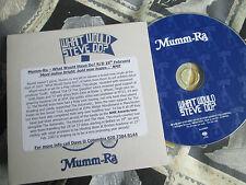 Mumm-Ra – What Would Steve Do?   Columbia – BEXHILL09 Promo UK CD Single