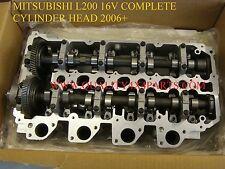 mitsubishi L200  Engine 4D56 2.5 DiD KB4T 06+ COMPLETE CYLINDER HEAD  BRAND NEW