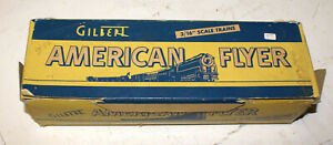 American Flyer  S-gauge 10 Curved Tracks  in original 2A Yellow box  Lot J