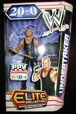 WWE ELITE UNDERTAKER EXCLUSIVE 20-0 STREAK PPV TRU LAST OUTLAW WRESTLEMANIA