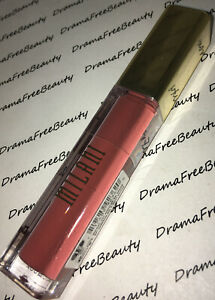 Milani Amore Matte Lip Creme in #12 *LOVED * Deep Warm Peach Brand New & Sealed