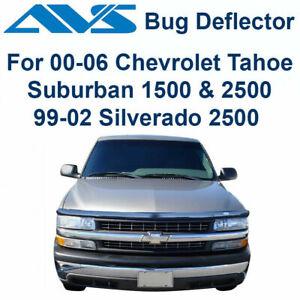 AVS 21936 Hoodflector Smoke 2000-06 Chevrolet Tahoe Suburban 1992-2002 Silverado
