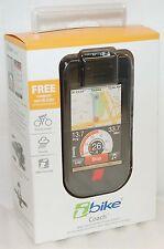 NEW iPhone 4s/4/3gs/3 BIKE MOUNT Case BLACK iBike Coach GPS computer waterproof
