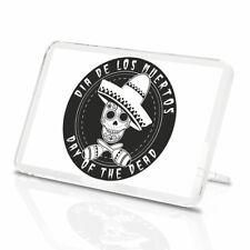 Dia de los muertos Clásico FRIDGE MAGNET-día De Los Muertos Calavera Regalo Genial #4237