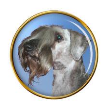 Cesky Terrier Lapel Pin Badge
