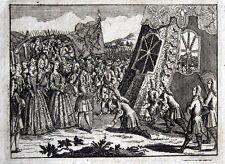 Graz 1728 Landeshauptmann Steiermark Orig.-Kupferstich